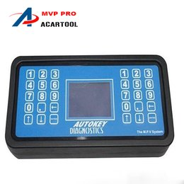 Discount mvp pro car programmer 2015 Auto key pro V15.2 MVP TOOL key programmer MVP Car key maker one year warranty DHL free shipping