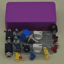 Effects Pedal Kit Australia - NEW DIY Compressor effect pedal guitar stomp pedals Kit PR