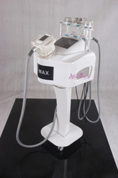 Top bio online shopping - Top quality KP RF vacuum blue light head ultrasonic liposuction Cavitation RF Multipolar Radio Frequency BIO lifting slimming Machine