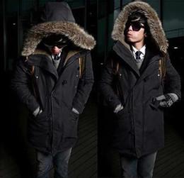 Discount Mens Winter Coats Military Style   2017 Mens Winter Coats ...