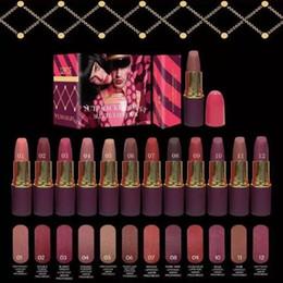 $enCountryForm.capitalKeyWord Canada - DHL Free ship! New Lipstick Famous Brand Makeup beauty MATTE LIPSTICK Nutcracker Sweet Lipstick 3G Cosmetics lipsticks