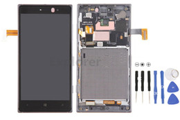 $enCountryForm.capitalKeyWord Canada - Test Passed for Nokia Lumia N830 830 LCD Display + Touch Screen Digitizer assembly with Frame Glass Lens 100%Original new Free Shipping