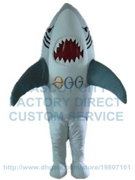 $enCountryForm.capitalKeyWord Canada - grey shark mascot costume custom cartoon character cosply adult size carnival costume 3095