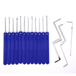 $enCountryForm.capitalKeyWord UK - NEW Model The Controller 12pcs lockpicking lock pick set tools with non-tranparent handle + 5pcs wrenches BK046