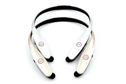 $enCountryForm.capitalKeyWord Canada - Neckband bluetooth earphone portable sport wireless earphone for phone with mic bluetooth headset earpiece V4.0 HBS 900 wireless headphone