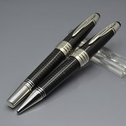 $enCountryForm.capitalKeyWord Canada - Limited edition star walker Black Carbon fiber Ball-point pen with Luxury business office supplies writing smooth MB brand Roller ball pens