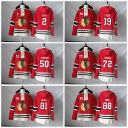 ... 2 Duncan Keith Mens Hoodies Sweatshirts ICE Hockey Jerseys 19 Jonathan  Toews 50 Clark Mens Chicago Blackhawks 2 Duncan Keith Old Time Hockey Cream  ... 43335545a