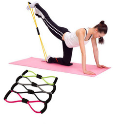 $enCountryForm.capitalKeyWord Canada - New Sport Resistance Loop Band Yoga Bands Rubber Exercise Fitness Equipment Training Gym Strength Resistance Band