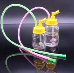 acrylic water bongs NZ - Gift portable portable acrylic hookah, Water pipes, glass bongs, glass Hookahs, smoking pipe