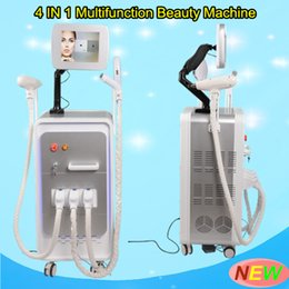 Ipl e lIght tattoo removal online shopping - Elight laser hair removal machine rf skin tightening ipl Shr Skin Rejuvenation e light hair removal machine