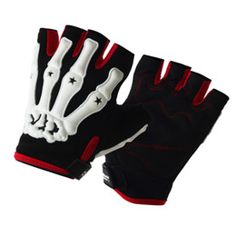 gloves motorcycle motorbike 2018 - Probiker half-finger Racing motocross motorbike protective gear Motor gloves summer Men Motorcycle Gloves discount glove