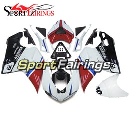 $enCountryForm.capitalKeyWord Canada - Injection Fairings For Ducati 1098 848 1198 Year 07 08 09 10 11 12 ABS Motorcycle Fairing Kit Bodywork Motorbike Cowling White Red Black