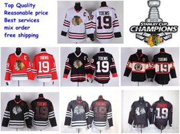 1431600f0 ... Nhl Hockey Cheap Chicago Blackhawks Ice Hockey Jerseys 19 Jonathan  Toews Jersey with 2013 Stanley Cup Finals Emblem ...