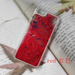 $enCountryForm.capitalKeyWord Canada - 2016 Case Cover For Iphone 5 6 6s plus 7 7plus Samsung S6 S7 S7 edge New type Multicolor Glitter Star Dynamic Liquid Quicksand Clear Hard