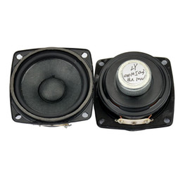 diameter speaker UK - Freeshipping 2pcs 2.25 inch Full Range Speaker 8 ohm 10 W Louderspeaker Outer Diameter 57mm with Wool Pots
