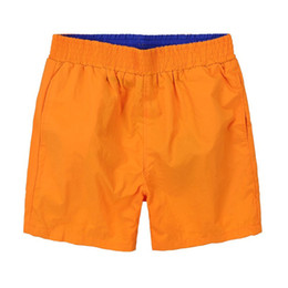 Wholesale Wholesale-Summer Men Short Pants Brand Clothing Swimwear Polyester Men Brand Beach Shorts Small horse Swim Wear Board Shorts 2016