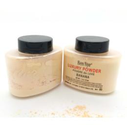 $enCountryForm.capitalKeyWord Australia - Brand Face Makeup Ben Nye Luxury Banana Powders 1.5oz Make Up Loose Natural Waterproof Nutritious Banana Brighten Long Lasting White