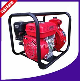 Agricultural 7.5HP water pump 4 stroke gasoline water pump farm irrigation water pump high lift self priming on Sale