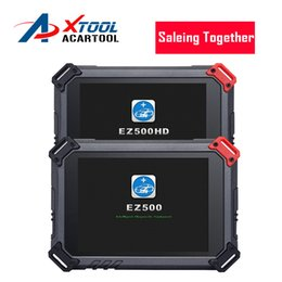 China Saleing together XTOOL Original ez500 ez500hd EZ500 HD Heavy Duty Truck Diagnostic System the Same Function with Xtool PS80 and ps90 suppliers