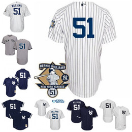 best service daff9 a0558 51 bernie williams jersey
