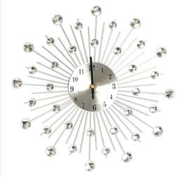 Black Silver Wall Clocks Online Shopping Black Silver Wall Clocks