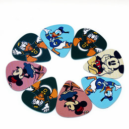 China Wholesale 100pcs High Quality Guitar Pick Thickness 0.46mm 0.71mm 1.0mm Material For Environmental Protection Plastic No Peculiar Smell suppliers