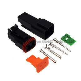 Deutsch electrical connectors online shopping - Deutsch DT06 S and DT04 P Pin Engine Gearbox waterproof electrical connector for BMW Audi VW car etc