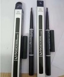 $enCountryForm.capitalKeyWord Canada - Best-Selling New N_Y_X MICRO eyebrown pencil crayonpourles sourcils 4 colors FREE SHIPPING 12pcs lot