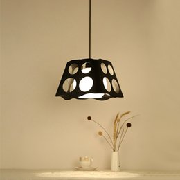 Coffee Housing Canada - Hot sell Indoor decorative modern pendant lamp E27 ceiling lamp Iron lamp dining room bar counter coffee house decorate commercial lighting