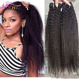 Dhl hair peruvian straight online shopping - Kinky Straight Human Hair A Brazilian Peruvian Malaysian Indian Human Hair Extension Three Bundles DHL