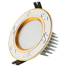 Downlight levou 3 W 5 W 7 W levou para baixo luzes recesso interior para baixo luzes AC85-265V CE ROHS FCC SAA CCC frete grátis venda por atacado
