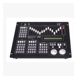 Новый Солнечный этап оборудование DMX 512 контроллер освещения диско DJ освещения консоли солнечный dmx 512 перемещение головного света контроллер