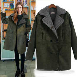 Discount Womens Suede Coats | 2017 Womens Suede Jackets Coats on ...