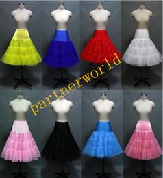 $enCountryForm.capitalKeyWord Australia - 2015 Retro Underskirt Swing Vintage Petticoat Fancy Net Skirt Rockabilly Tutu Free Shipping