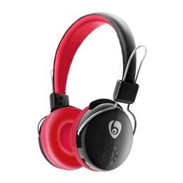 Ovleng Headphones UK - High Quality Wireless Bluetooth Music Headset Headphone OVLENG V8-2 Stereo Headband Handsfree Earphone with Mic for Phone 37-EM