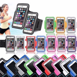 Waterproof arm phone holder online shopping - New Waterproof Gym Sports Running Armband for IPhone S S C SE s Plus iPod Touch Arm Band Phone Pouch Case Cover Holder DHL
