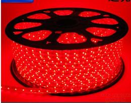 venda por atacado Luzes LED com 5050 luzes lâmpada de mesa KTV lâmpada de mesa com SMD ultra-brilhante vermelho 10M