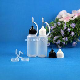 $enCountryForm.capitalKeyWord Canada - 100 Pcs Lot 15ml Plastic Dropper Bottles Metal Needle Cap Rubber Safe Tip LDPE Liquids OIL E Juice CIG Vapor Vape 15 mL