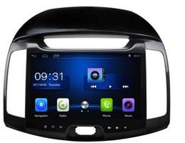 hyundai elantra radio gps 2019 - Free Shipping Android 6.0 9 inch Car Dvd Gps for Hyundai Elantra 2007-2011 4-Core Steering wheel control phonelink Wifi