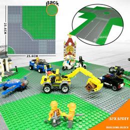 $enCountryForm.capitalKeyWord NZ - Building Blocks board Base Plate small particle road building blocks assembled puzzle baseplate 32x32 dots DIY Toys Baseplate big block