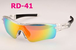 bicycle cat NZ - Brand Cycling Bicycle Bike Outdoor Sports Sun Glasses Eyewear Goggle Sunglasses 5 color lens 50 style