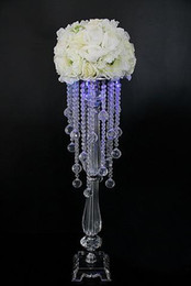 $enCountryForm.capitalKeyWord Canada - Tall Large Crystal Flower Vase tall cylinder acrylic crystal vase