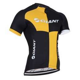 China New 2016 GIANT Team Cycling Bike Bicycle Clothing Clothes Women Men Cycling Jersey Jacket Jersey Top Bicycle Bike Cycling Shirt suppliers