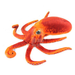 "China 50cm 20"" Paul the octopus Plush Stuffed Animal Doll Toy Novel Gift suppliers"