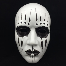 $enCountryForm.capitalKeyWord Canada - Slipknot Mask Full Face Resin Mask Halloween Party Mask Horror Movie Theme Slipknot Joey Mask Scary Ghost Cosplay Prop Mardi Gras Costume