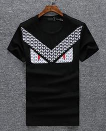 Cotton Express Australia - Top Express Men T Shirts Fashionl American Design Short Sleeve Casual Tops Hipster Cartoon Printed T-Shirt Cotton Tee 3XL