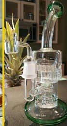 "$enCountryForm.capitalKeyWord Canada - Heavy base TORO bong 9.5"" inches High quality Two function 13 7Arm perc TORO glass bongs water pipe oil rig glass bubbler"