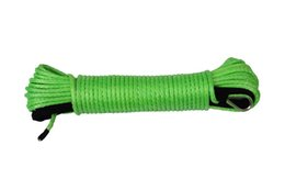 China Wholesale-4mm*20m Rope for ATV Winch,atv winch rope,Synthetic Winch Cable cheap rope for winch suppliers