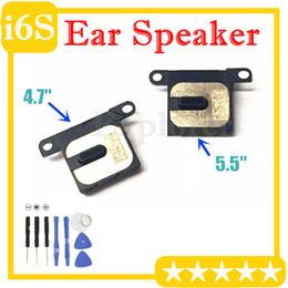 "$enCountryForm.capitalKeyWord UK - 10pcs For Iphone 6S Plus 5.5"" inch Ear Speaker Ear Piece Inner Earpiece Earphone Call Speaker Receiver Module Flex Cable Replacement Part"