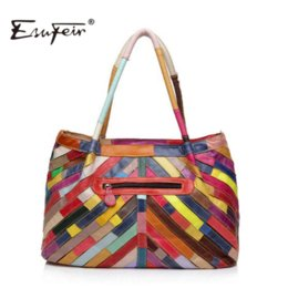 Discount Colourful Leather Handbags | 2017 Colourful Leather ...